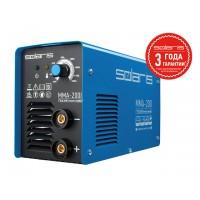 Инвертор сварочный  (230В; 20-200 А; 70В; электроды диам. 1.6-4.0 мм; вес 3.4 кг) SOLARIS MMA-200I (MMA-200I)