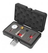 Набор инструментов с индикатором для регулировки топливных насосов 7пр., в кейсе FORSAGE (F-904G25)