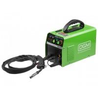 Полуавтомат сварочный  (220В; 15-200 А; 60В; MIG/MAG/FLUX/MMA; встроенная горелка; смена полярности) DGM (MIG-200P)