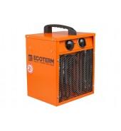 Нагреватель воздуха электр. ECOTERM  (EHC-03/1C)
