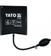 Подушка резиновая монтажная 0-50мм max 150кг. YATO (YT-67380)