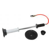 Обратный молоток с пневмоприводом и набором присосок для удаления вмятин(Ø:60, 120, 150мм) ROCK FORCE (RF-905M4)