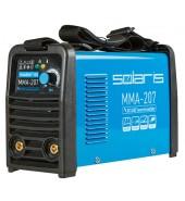 Инвертор сварочный 230В, 20-200 А, SOLARIS (MMA-207)