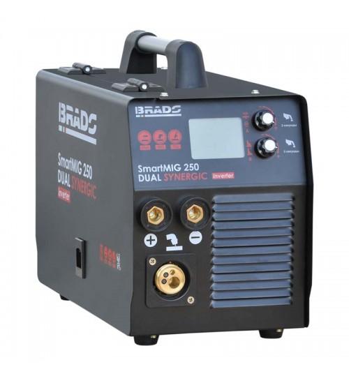 Сварочный аппарат 220в., 250а BRADO (SmartMIG 250 Dual Synergic)