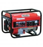 Бензиновый генератор (электростанция)  220в. 2,8кв. BRADO (LT 4000B)