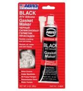 Герметик для прокладок (черный) ABRO (12-AB-R)
