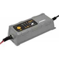 Зарядное устройство электронное (6/12V; 1/4A; мах 120Ah) STHOR (82555)