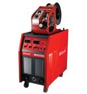 Профессиональный Сварочный Полуавтомат 380в 500а Mitech MIG-500 IGBT