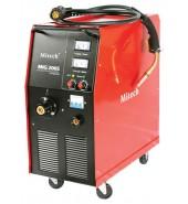 Профессиональный сварочный полуавтомат 220в 200а Mitech MIG 200S