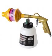 Пистолет пневматический''Tornado'' для химчистки салона а/м с насадкой-пеногенератором FORSAGE (F-203824)
