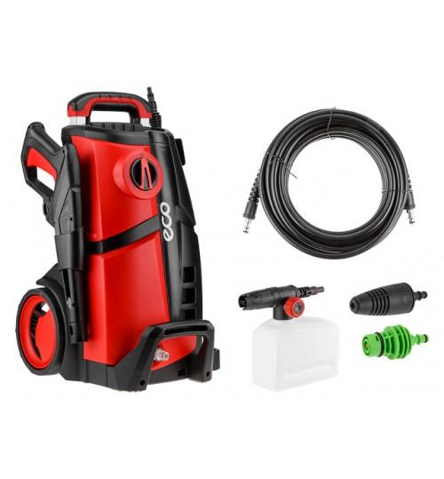 Очиститель высокого давления (2.40 кВт, 170 бар, 510 л/ч, самовсасывание, телескоп. ручка, активный пеногенератор) ECO (HPW-1770)
