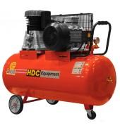 Компрессор 820 л/мин, 10 бар, 200 л, 380 В, 5.50 кВт HDC (HD-A201)