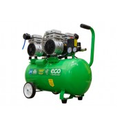 Компрессор  (280 л/мин, 8 атм, коаксиальный, безмасляный, ресив. 50 л, 220 В, 1,6 кВт) ECO (AE-50-OF1)