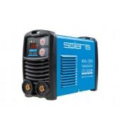 Инвертор сварочный (230В; 20-200 А; 70В; электроды диам. 1.6-4.0 мм; вес 3.1 кг) SOLARIS (MMA-200M)
