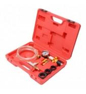 Набор приспособлений для замены жидкости и проверки давления в системе охлаждения а⁄м, 6пр. FORSAGE (F-04A4010)