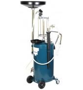 Установка пневматическая для удаления отработанного масла 90л. FORSAGE (TRG2090)