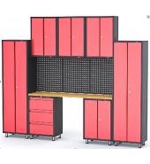 Комплект металлической гаражной мебели 11 пр. ROCK FORCE (RF-01463)