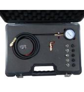 Тестер давления масла в комплекте с резьбовыми адаптерами-переходниками FORSAGE (F-04A5042D)