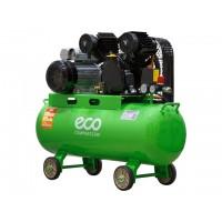 Компрессор (380 л/мин, 8 атм, поршневой, масляный, ресив. 70 л, 220 В, 2.20 кВт) ECO (AE-705-B1)