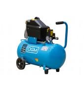 Компрессор (260 л/мин, 8 атм, коаксиальный, масляный, ресив. 50 л, 220 В, 1.80 кВт) DGM (AC-153)
