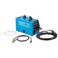 Полуавтомат сварочный (MIG/MAG/FLUX) с горелкой 5м (220В; евроразъем; горелка 5м; смена полярности) SOLARIS (TOPMIG-225WG5)