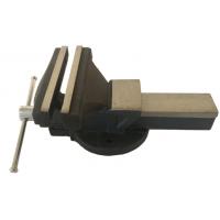 """Тиски стальные с наковальней  6""""-150мм FORCEKRAFT (FK-6540206)"""