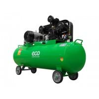 Компрессор (580 л/мин, 8 атм, ременной, масляный, ресив. 200 л, 380 В, 3.00 кВт)  ECO (AE-2005-2)